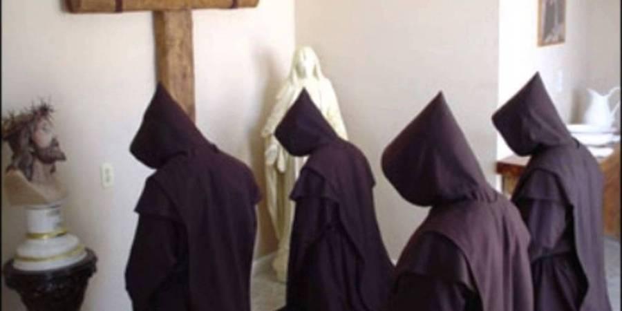 Basilio Vigo Punki, ingresa, monje, clausura,