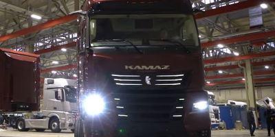 Kamaz-Continent, nuevo, camión, fabricantes,