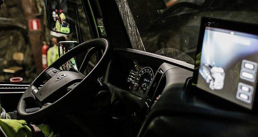 Volvo Trucks, tranquiliza, conducción autonoma, conductores,