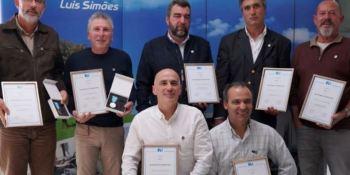 conductores, Luis Simoes, diploma. IRU,