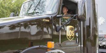 UPS, mayor, consumidor, biogás, EE.UU.