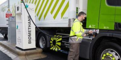 biocombustibles, descarbonizar, Reino Unido, flotas de transporte,