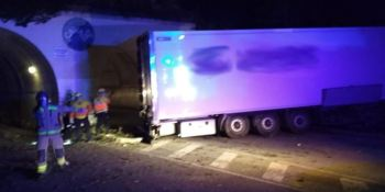 fallece, camionero, accidente, AP-7, Tarragona,