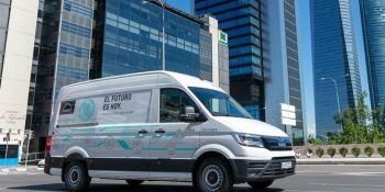 Pere Navarro ha anunciado la ampliación de la MMA del carné B para furgonetas eléctricas