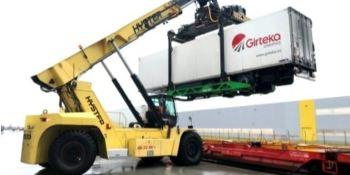 Girteka Logistics, amplía, red, transporte, intermodal, Europa,