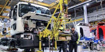 Renault Trucks, comienza, fábrica, camiones,eléctricos,