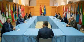 reunión, FROET, presidente, comunidad, autónoma, medidas, transporte,