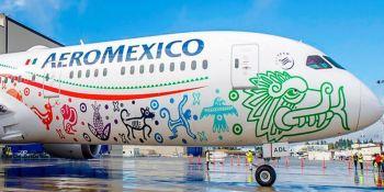 Aeroméxico operará en junio más del doble