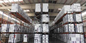 Moldstock, segundo, almacén, Sevilla,