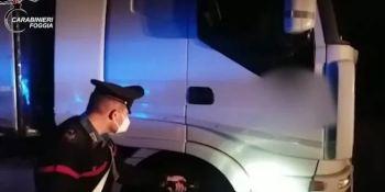 secuestran, camionero, robo, pistola,