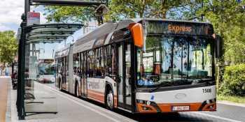Solaris, firma contratos, venta, autobuses eléctrico, más de 75 millones