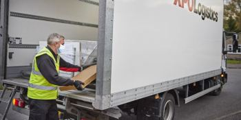 XPO Logistics amplía su servicio, España,