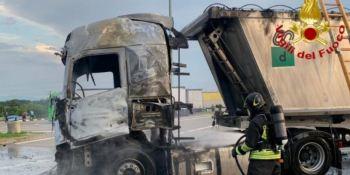camionero, herido, explosión, camping gas,