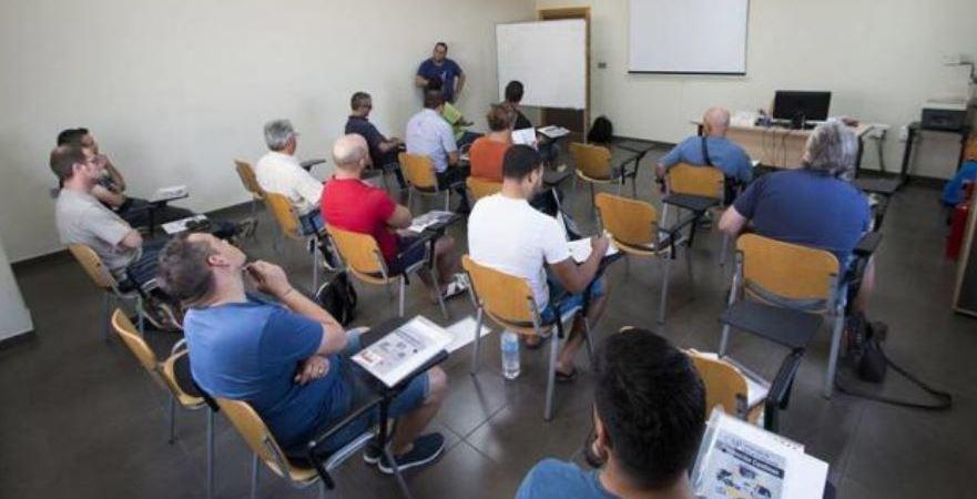 ¿Cuántos cursos pueden asistir a cursos CAP?