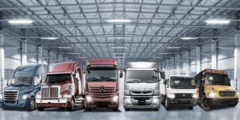 Daimler planea una escisión en dos empresas independientes