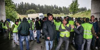 sindicato, conductores, portugués, denuncia, despidos, ilegales,