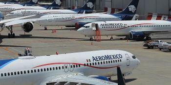 Aeroméxico inicia éxito el primer paso de la reestructuración fianciera