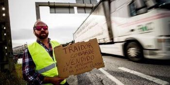 Los camioneros, respetados por unos y despreciados por otros.