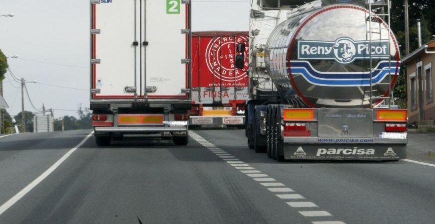 ¿Como se tienen que registrar los transportistas para acceder a Galicia?