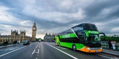 FlixBus continua su expansión añadiendo un nuevo servicio de autobuses interurbanos en el Reino Unido
