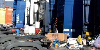 Mejores condiciones de trabajo para todos los camioneros en la U.E.