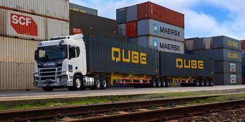 Los camiones de la empresa no han tenido ningún accidente por vuelco o fatiga con Guardian en los camiones
