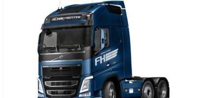 Nuevo Volvo FH Unlimited Edition, ahorro de combustible y solidaridad