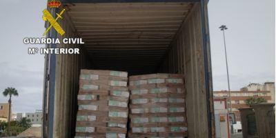 3 denuncias a una empresa por transportar 16.550 kilos de alimentos sin refrigeración