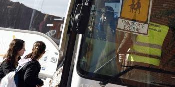 La empresas de transporte escolar en situación desesperada