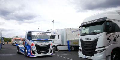 Este fin de semana vuelve el Campeonato Europeo de Camiones