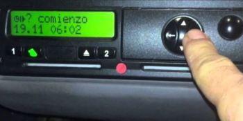 La noticia más leída del mes: El dia 20 entró vigor la nueva regulación de los tiempos de conducción y descanso y el uso del tacógrafo