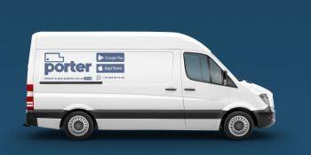 Porter Delivery sale al mercado para simplificar el transporte de mudanzas