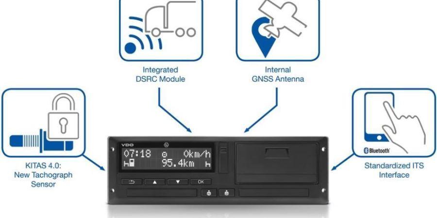 El tacógrafo inteligente de segunda generación y el Paquete de Movilidad