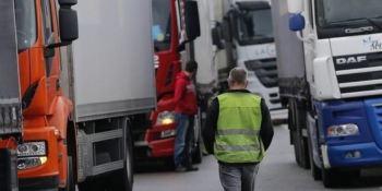 El transporte de Rumania en contra de la reforma de los tiempos de conducción y descanso