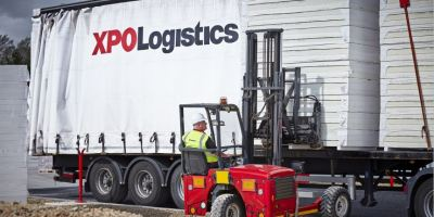 XPO Logistics proporciona a Etex una solución integral de transporte en el Reino Unido