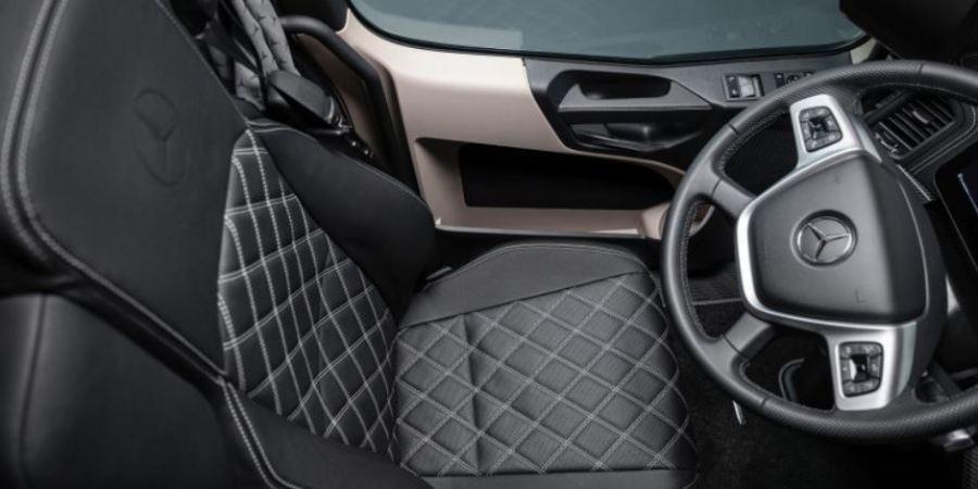 El Actros F y el Edition 2, los dos nuevos modelos de Mercedes-Benz Trucks.