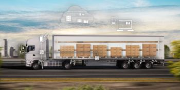 Continental desarrolla un monitoreo de carga digital basado en sensores para camiones
