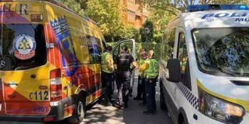 Detenido el conductor de autobús que atropelló a un hombre en Aravaca