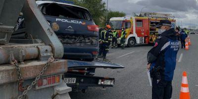 Fallece arrollado un operario de grúa cuando retiraba un coche de la Policía Nacional