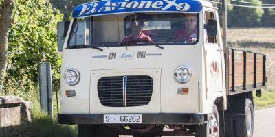 La historia de AVIA, de los aviones a los camiones y autobuses.