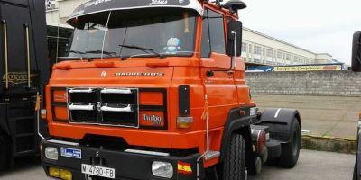 Historia de los camiones y autobuses Barreiros