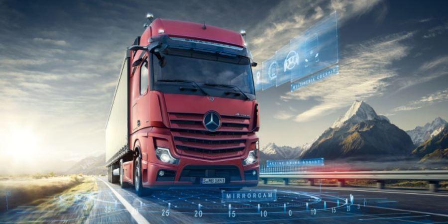 Las tediosas 44 toneladas en el transporte de mercancías