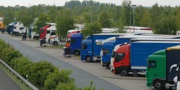 Oposición de Letonia a mejores condiciones laborales para los camioneros