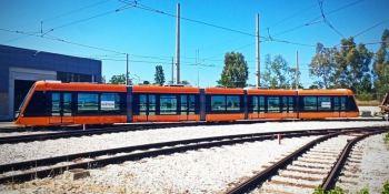 Alstom entrega a Atenas los primeros tranvías Citadis X05