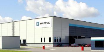 Maersk construye un almacén farmacéutico en Polonia