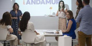 Andamur apuesta por la innovación con el Programa iAndamur