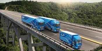 """DAF Trucks recibe el premio """"Irish Fleet Truck Brand 2021"""""""