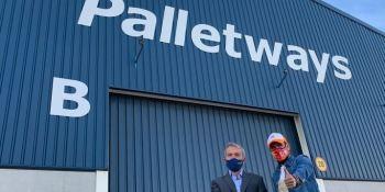 Colaboración entre Palletways y la Asociación Cris Contra el Cáncer