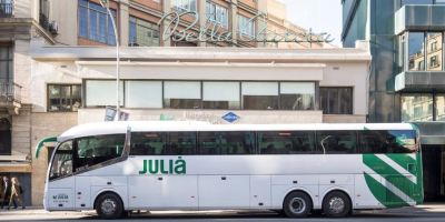 "Autocares Julià obtiene el sello ""Safe Travels"" del WTTC"