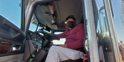 Los camioneros de EE.UU. en lista para una posible prioridad para la vacuna del COVID-19